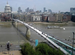 Taxi Transfer to Millennium Bridge