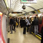 Transport options in London