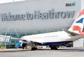 shuttle heathrow airport portsmouth harbour
