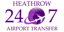 London Heathrow Transfer | Shuttle between London and Heathrow Airport