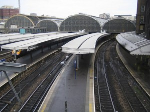 Transfer from Heathrow to Paddington Station